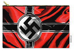 Nazi Flag Color Added 2016 Carry-all Pouch