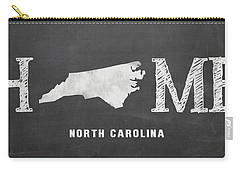 Nc Home Carry-all Pouch by Nancy Ingersoll