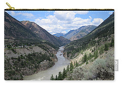 Near Lillooet Bc Carry-all Pouch