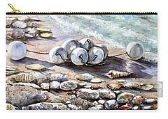 Near The Beach Carry-all Pouch