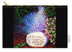 Garden Wisdom, Nearer Carry-all Pouch