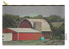 Nebraska Farm Life - The Family Farm Carry-all Pouch