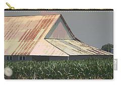 Nebraska Farm Life - The Tin Roof Carry-all Pouch
