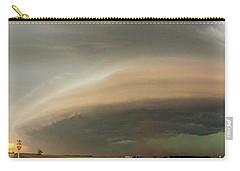 Nebraska Thunderstorm Eye Candy 020 Carry-all Pouch