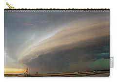 Nebraska Thunderstorm Eye Candy 026 Carry-all Pouch