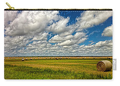 Nebraska Wheat Fields Carry-all Pouch