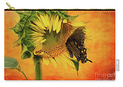 Nectar Time Carry-all Pouch by Geraldine DeBoer