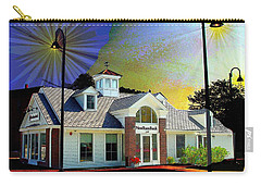 Needham Bank Ashland Ma Carry-all Pouch