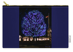 Needham's Blue Tree Carry-all Pouch