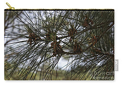 Needles Attached Carry-all Pouch by Roberta Byram