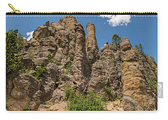 Needles In Custer State Park Carry-all Pouch