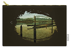 Nehalem Bay Reflections Carry-all Pouch