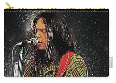 Neil Young Carry-all Pouch