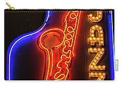 Neon Jazz Carry-all Pouch