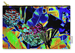Neon Nature Carry-all Pouch