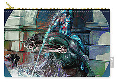 Carry-all Pouch featuring the photograph Neptune Nymph 2 by Robert G Kernodle