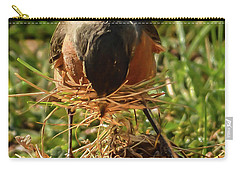 Nest Building Carry-all Pouch