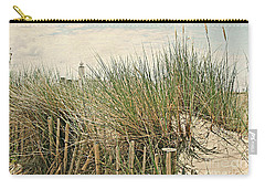 Netherlands - Dunes And Lighthouse Carry-all Pouch