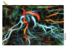 Neurons On Fire Carry-all Pouch