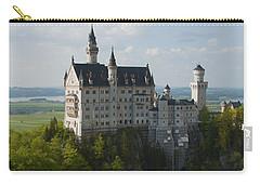 Neuschwanstein Castle Carry-all Pouch