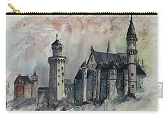 Neuschwanstein Castle Hohenschwangau, Germany Carry-all Pouch