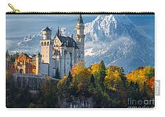 Neuschwanstein Castle In Bavaria Carry-all Pouch