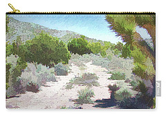 Nevada Desert Highway Carry-all Pouch