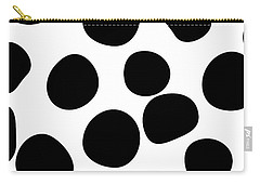 Never Change Your Spots Carry-all Pouch