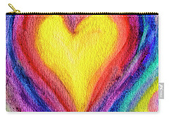 Never Ending Love Carry-all Pouch