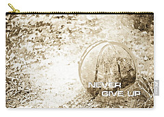 Never Give Up Hebrews Chapter 11 Carry-all Pouch