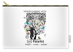 Neverlands Inc. Arts Poster Carry-all Pouch