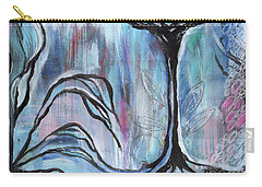 New Beginnings Carry-all Pouch by Angela Armano
