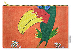 New Bird On The Block Carry-all Pouch