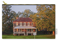 New Dawn On Old House Carry-all Pouch