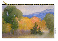 New England Fall Carry-all Pouch