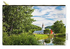 New England Idyllic Summer Carry-all Pouch
