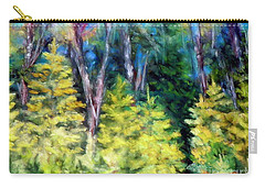 New Growth Tree Line Carry-all Pouch