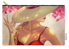 New Hat Carry-all Pouch