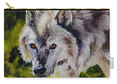 New Kid On The Block Carry-all Pouch by Lori Brackett