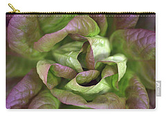 New Lettuce Carry-all Pouch by Joseph Skompski