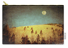 New Mexican Moon Carry-all Pouch by Linda Olsen