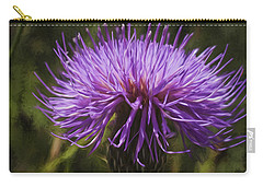 New Mexican Thistle Carry-all Pouch