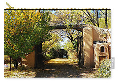 New Mexico Adobe Carry-all Pouch