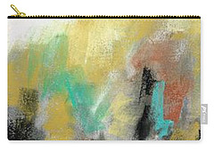 New Mexico Horse 4 Carry-all Pouch by Frances Marino