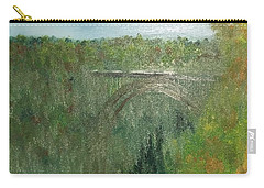 New New River Gorge Painting 1 Carry-all Pouch