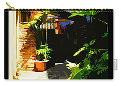 New Orleans Back Door Carry-all Pouch