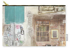 New Orleans Fragments Carry-all Pouch
