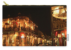 New Orleans Jazz Night Carry-all Pouch