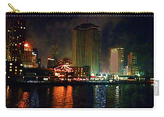 New Orleans Waterfront Carry-all Pouch