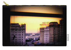 New Orleans Window Sunrise Carry-all Pouch